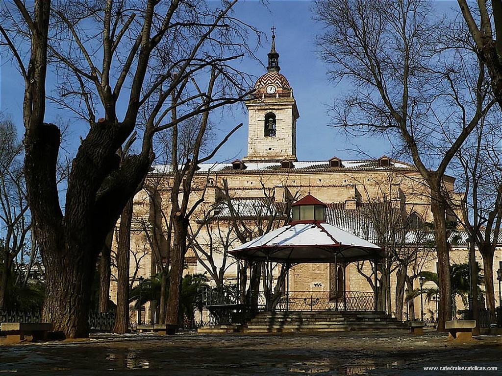 catedralciudadrealf_Nuestra-Señora-de-Prado-Catedral-de-Ciudad-Real-En-españa